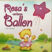 Rosa's verloren ballon