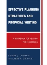 Effective Planning Strategies and Proposal Writing