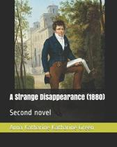 A Strange Disappearance (1880)