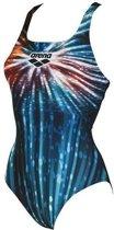 arena Glory Swim Pro Badpak Dames blauw/zwart Maat DE 40 | US 36