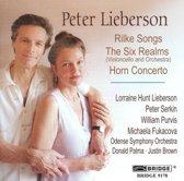 Rilke Songs/The Six Realms/Horn Concerto