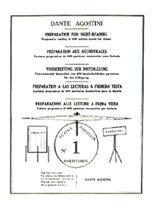 Preparation Au Dechiffrage Vol1 Drums