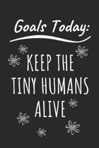 Goals Today