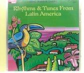 Rhythms & Tunes From Latin America/W/Damian Salmeron/Dj Enrico/A.O.