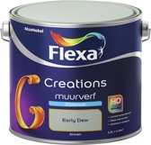 Flexa Creations - Muurverf Zijdemat - Early Dew - 2,5 liter