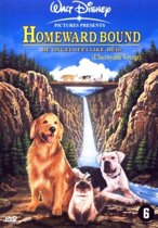 DVD cover van HOMEWARD BOUND DVD NL/FR