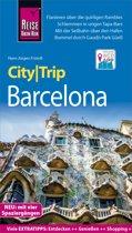 Reise Know-How CityTrip Barcelona mit 4 Stadtspaziergängen