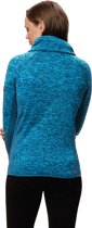 Regatta Laney V Dames Fleece Vest Blauw Maat 36