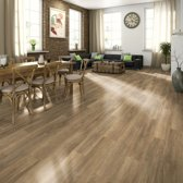 Egger Laminaat vloerplanken 39.68 m² 7 mm Brown Ampara Oak