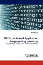 Ipr Protection of Application Programming Interfaces