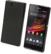 muvit Sony MFX Xperia Z Minigel Case Black (Yuga)
