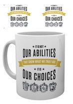 Harry Potter Abilities - Mok