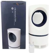 VeXpeR - Muggen Lamp Vanger® - Mosquito Killer - KLY-188 - Wit