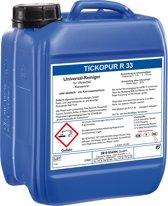 TICKOPUR R33 - 5L Reinigingsconcentraat voor vele toepassingen (ultrasoon vloeistof)