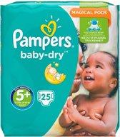 Pampers Baby-Dry Luiers Maat 5 - 25 stuks