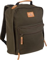 Nomad College 20 A-4 Size Rugzak - 20L - Olive