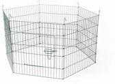 Adori Konijnenren - Zwart - 60 x 60 cm
