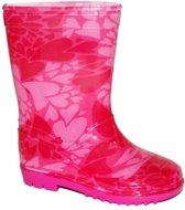 Gevavi Boots Rosa meisjeslaars pvc roze 27
