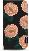 Casetastic Wallet Case Black Samsung Galaxy S8 Plus - Winterly Flowers