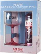 Gordon's Pink met Copa glas