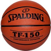 Basketbal outdoor Spalding TF150 maat 7