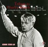 Tribute To Charles Munch