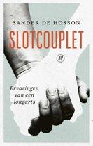 Boek cover Slotcouplet van Sander de Hosson (Paperback)