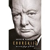Boek cover Churchill van Andrew Roberts (Hardcover)