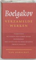 Russische Bibliotheek - Verzamelde werken 2 Diaboliade, De eieren der Rampp-spoed, Hondehart, Het leven van de heer Moliere, Zwarte sneeuw