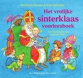 Omslag van 'Het vrolijke Sinterklaas-voorleesboek'