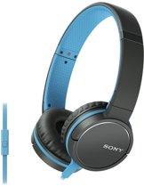 Sony MDR-ZX660AP - On-ear koptelefoon - Blauw