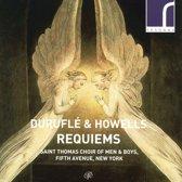 Durufle & Howells - Requiems