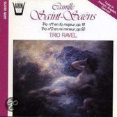 Saint-Saens: Piano Trios / Trio Ravel