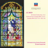 Back - Orchestral  Suites & Cantatas