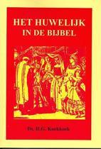 Huwelijk in de bijbel