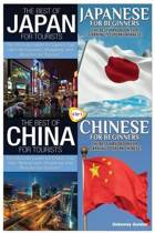 The Best of Japan for Tourists & Japanese for Beginners & the Best of China for Tourists & Chinese for Beginners
