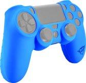 Trust GXT 744B - Siliconen Hoesje voor PS4 Controller - Blauw