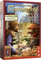 999 Games - Carcassonne - Kooplieden & bouwmeesters