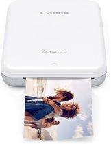 Canon Zoemini - Mobiele Fotoprinter - Wit