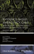 Evidence-Based Emergency Care