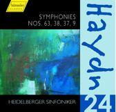 Haydn: Sinfonien Vol. 24