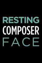 Resting Composer Face