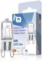 Halogeenlamp capsule G9 18 W 205 lm 2 800 K