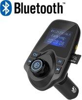 Pariot Bluetooth Carkit met LED Display (BESTSELLER) inclusief FM transmitter / Display / Handsfree bellen / USB Oplader / MP3 speler