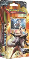 Pokémon Sun & Moon Burning Shadows Lycanroc