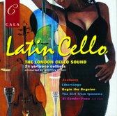 Latin Cello - The London Cello Sound / G. Simon