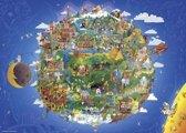 Heye The Earth - Puzzel - 1000 stukjes