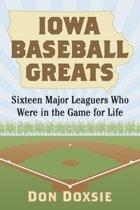 Iowa Baseball Greats