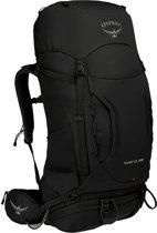 Osprey Kestrel 58l trekking backpack heren – zwart - maat m/l