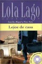 Lejos de casa. Buch und CD